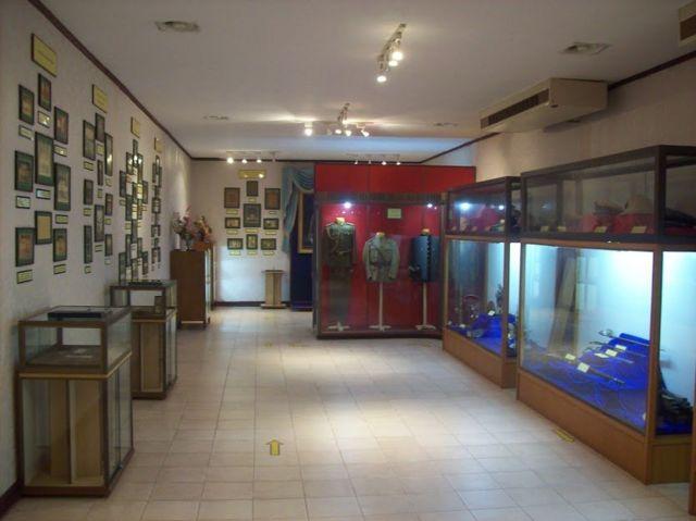 อาคารพิพิธภัณฑ์เคยเป็นบ้านพัก