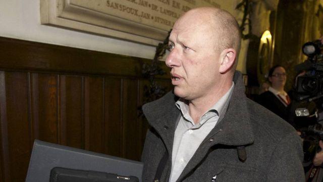 Ганс Бонте, мэр бельгийского города Вилворде
