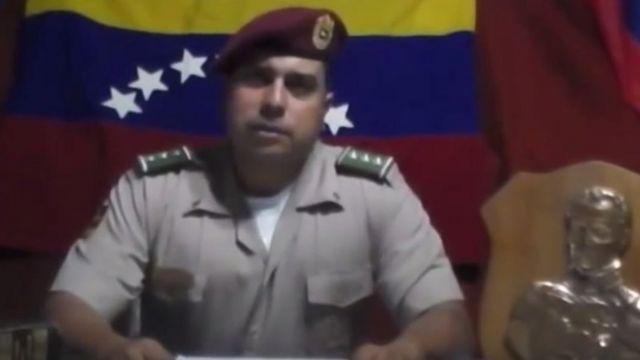 Juan Caguaripano en un video de 2014.