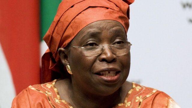 Le mandat de la présidente de la commission de l'UA, Nkosazana Dlamini Zuma, arrive à échéance