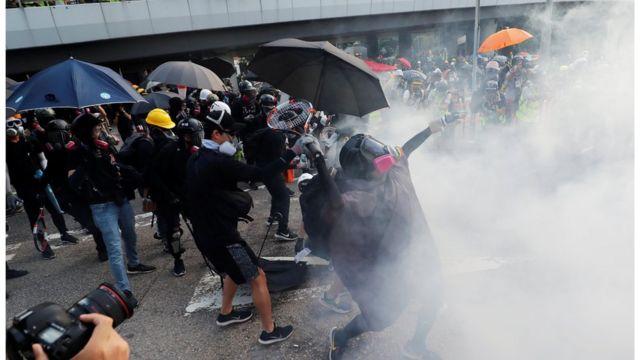 香港9.15抗議