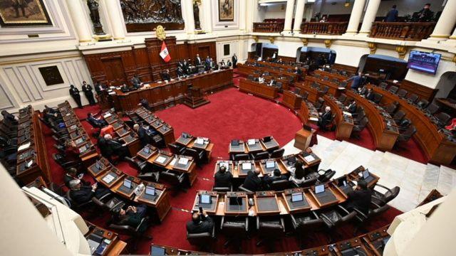 Congreso de Perú.