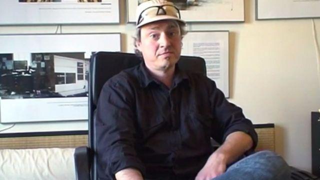 Pascal Hess, que morreu com a queda de voo da EgyptAir