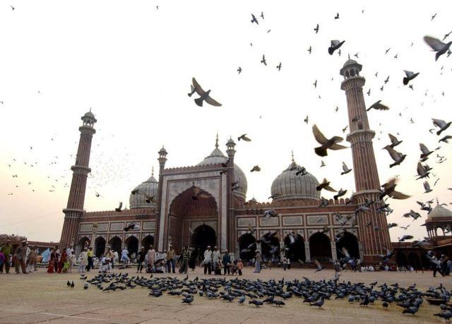 जमा मस्जिद