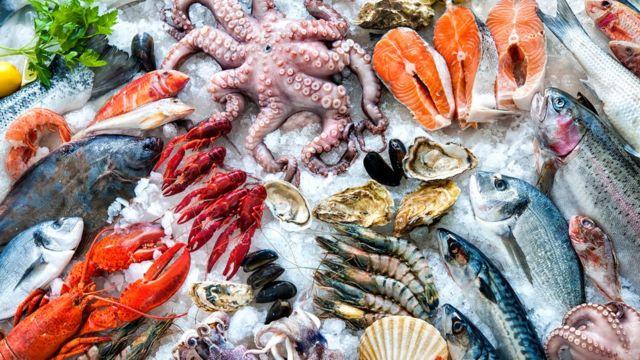 Cuáles son los pescados que son menos nocivos para la salud porque tienen menos mercurio? - BBC News Mundo