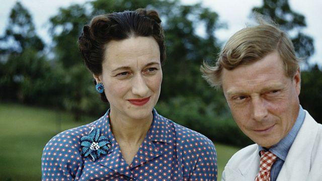 Wallis Simpson e Eduardo 8º