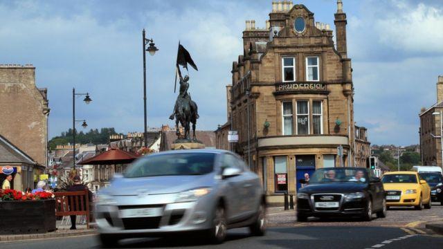 Funds bid to 'reverse decline' of Hawick