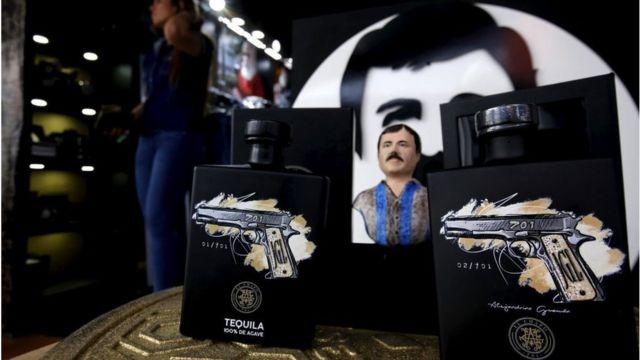 Tequila de El Chapo