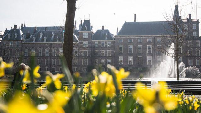 Голландский парламент