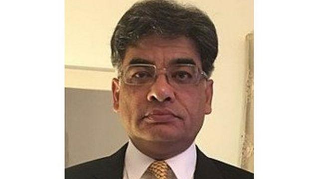 خالد جاوید خان