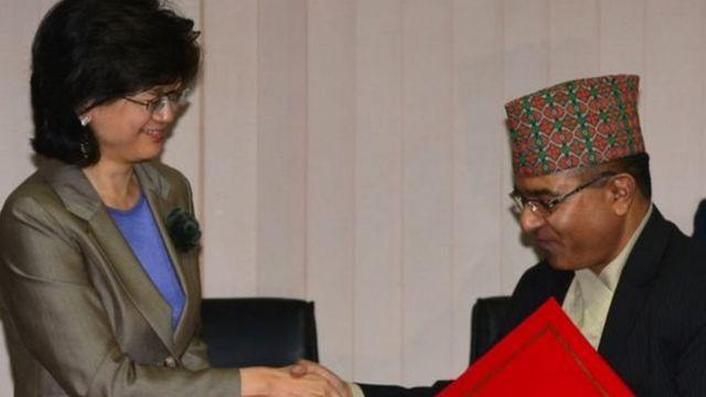 नेपाल और चीन के बीच समझौता