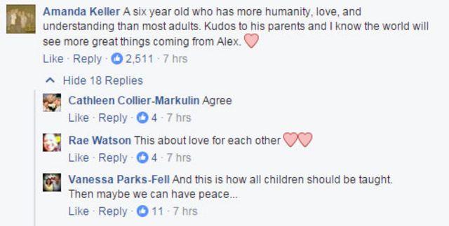 फ़ेसुबक पर टिप्पणी