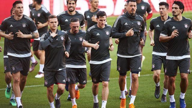 Ndị Bayern na-akwado izute otu Sevilla