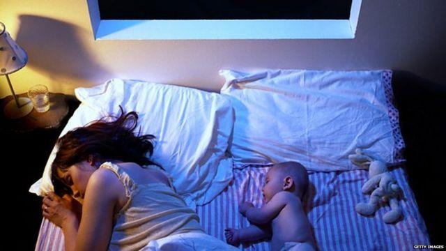 आई आणि बाळ