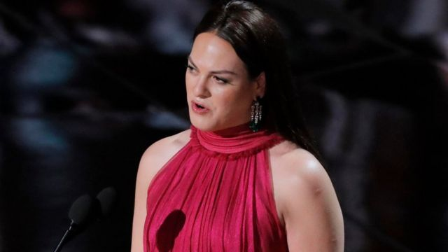 Chile transgender actress Daniela Vega speaks of need for change