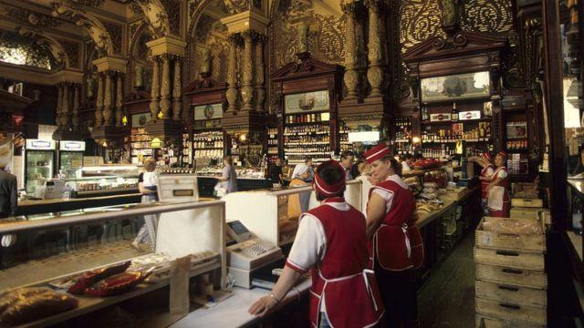 Mercado Yeliseyevsky