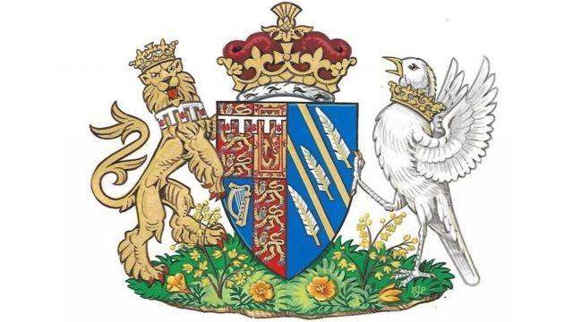 герб Меган