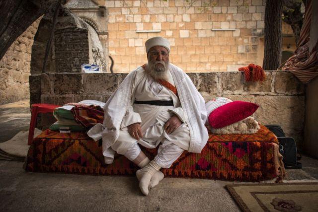 بابا شيخ خرطو حاج إسماعيل الذي وافته المنية مطلع الشهر الجاري