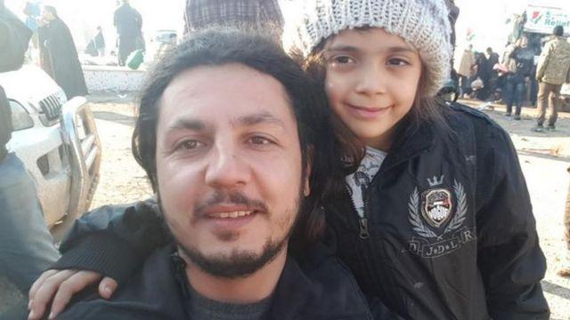 Bana Alabaed və Türk xeyriyyə təşkilatının işçisi - 19 dekabr 2016