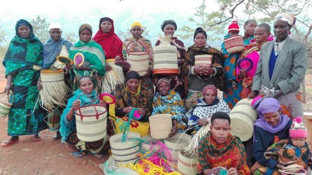 Kikundi cha Tsawawi,Babati