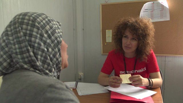 ActionAid's Nadia Krayem