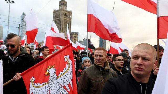 Марш у Варшаві