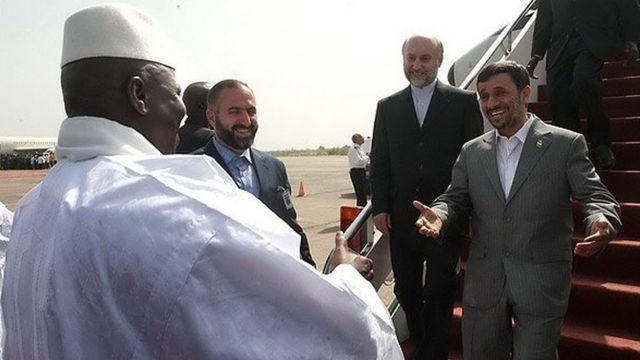 احمدی نژاد و جامع