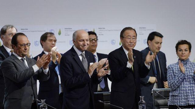 Paris İklim Anlaşması'yla ilgili mzüakereler 2015'te başarıyla sonuçlanmıştı