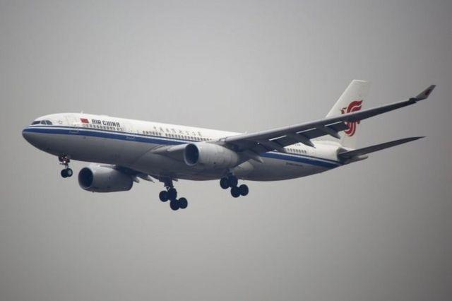 پروازهای چین