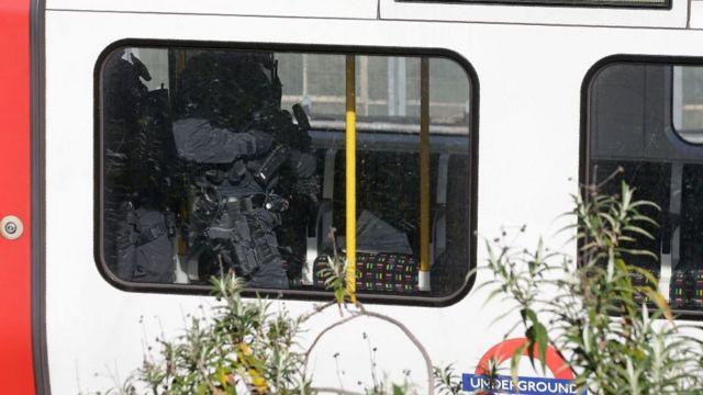спецназ в поезде