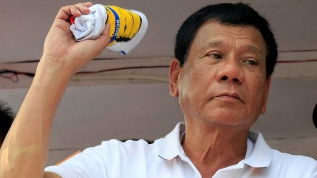 Philippines: Duterte vows to bring back death penalty