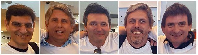 Los cinco fallecidos argentinos en el atentado en Nueva York.