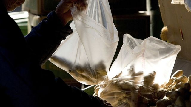 plastik torbalar