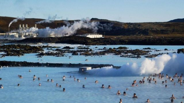 La Laguna Azul, de Islandia