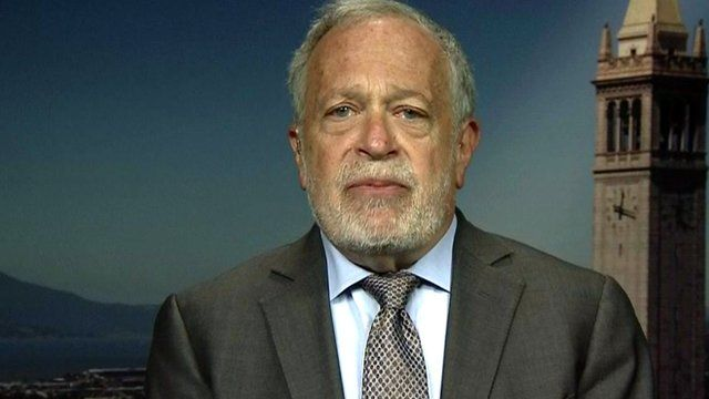 Robert Reich, former US Labour secretary
