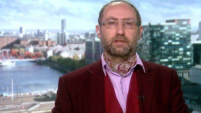 Dr Daniel Dresner, University of Manchester