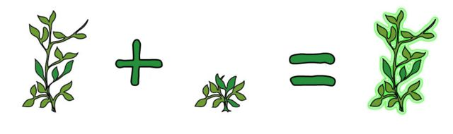 Planta alta + planta baja = planta alta