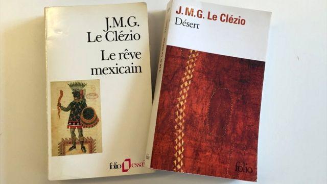 Libros de Le Clézio