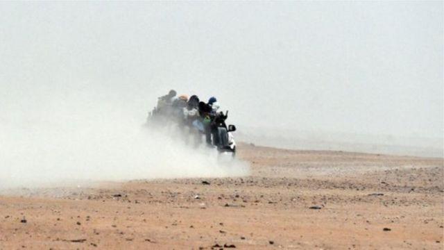 La Commission de l'UE salue particulièrement la collaboration de Niamey pour ralentir le trafic sur cet axe très emprunté.