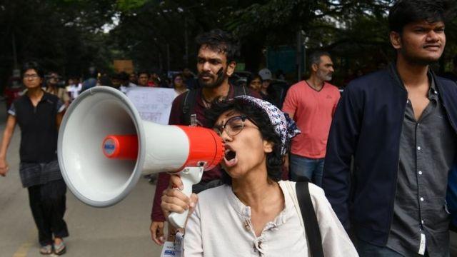 नागरिकता संशोधन क़ानून का विरोध
