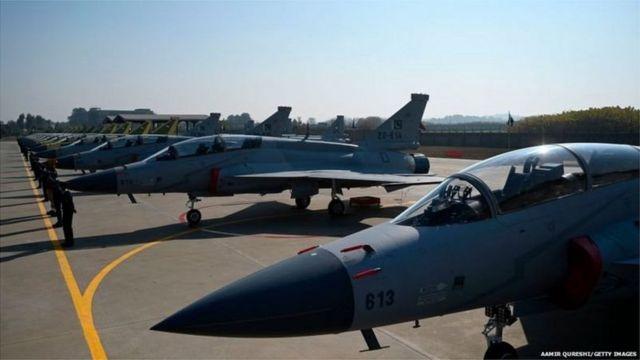 पाकिस्तानी लड़ाकू विमान