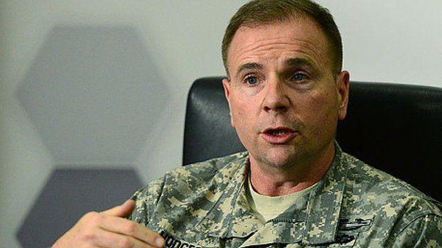 """Lt-Gen """"Ben"""" Hodges"""