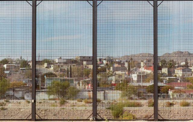Ograda na granici SAD i Meksika