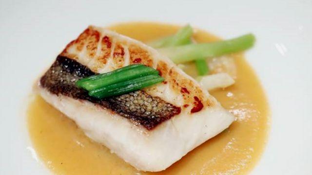 Filet ribe za predsednika Južne Koreje