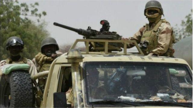 Force régionale de lutte contre Boko Haram