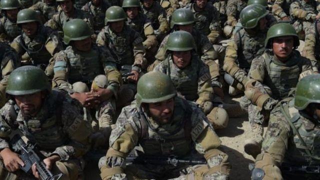 ارتش ملی افغانستان