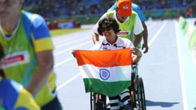 पैरालिंपिक, मेडल, भारत,महिला