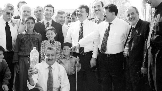 Abdullah Gül'le Diyarbakır ziyareti