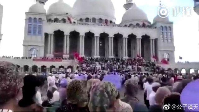 韦州清真大寺