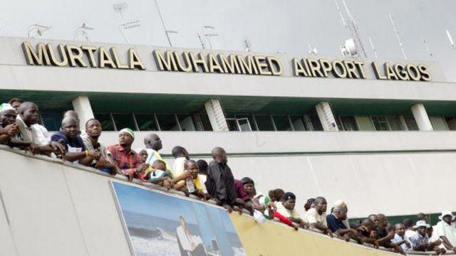 Murtala Muhammed international Airport 2